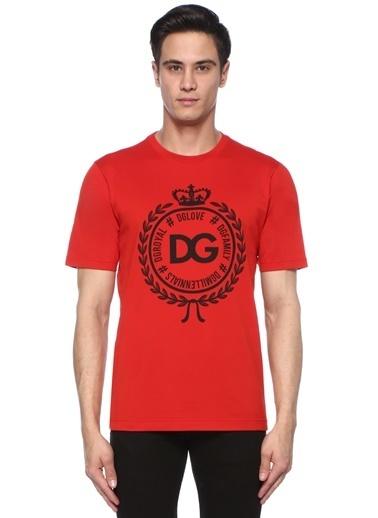 Dolce&Gabbana Tişört Kiremit
